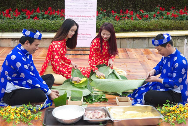 Modern theme parks honor Vietnam's traditional cultural values