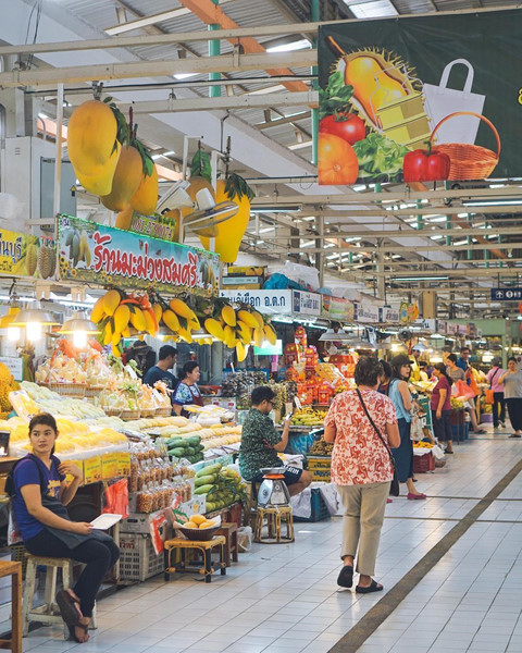 Đến Thái Lan, lóa mắt trước thiên đường ngập tràn sầu riêng