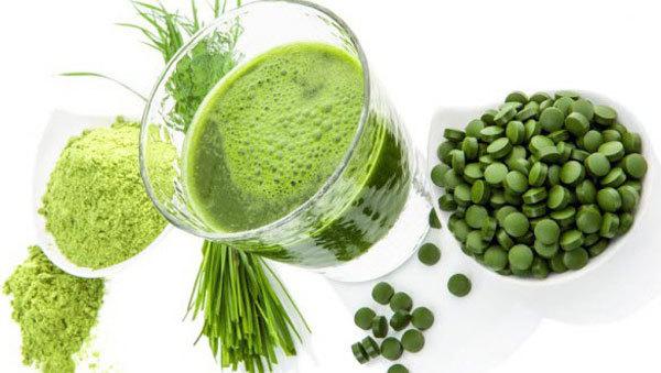 Tăng cân nhờ siêu thực phẩm xanh từ tự nhiên