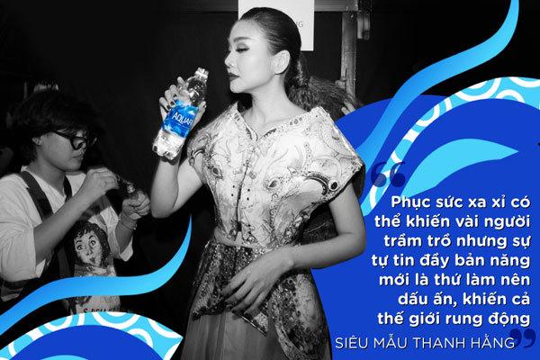 9 phát ngôn ấn tượng thách thức dòng chảy thời trang