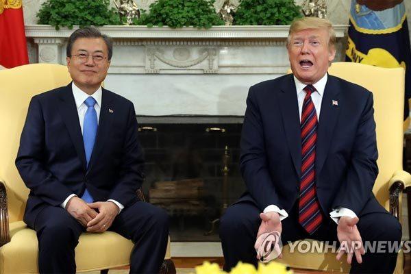 Hàn Quốc,Triều Tiên,Mỹ,Donald Trump,Kim Jong Un,Moon Jae-in,thượng đỉnh Mỹ Triều
