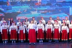International Choir Competition begins in Hoi An