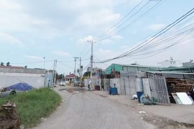 Điểm nóng Sài Gòn, 1 phường có 9 khu phân lô trái phép