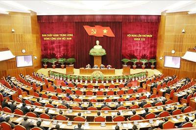Trung ương thảo luận dự thảo Chỉ thị của Bộ Chính trị chuẩn bị Đại hội 13
