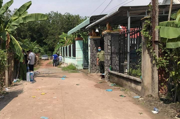 Phát hiện thêm thi thể người trong khối bê tông tại căn nhà ở Bình Dương