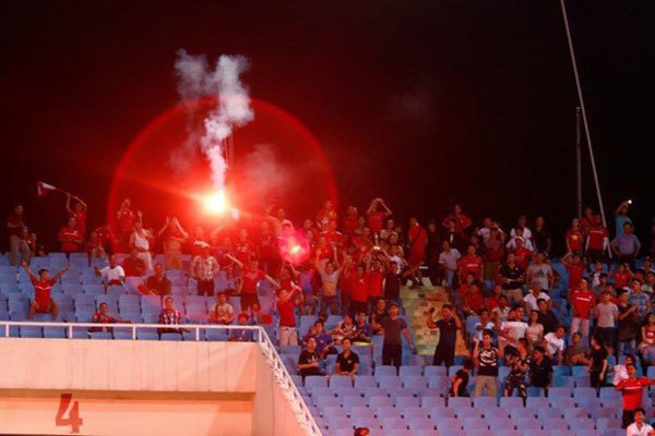 VFF fined $39,500 for flares