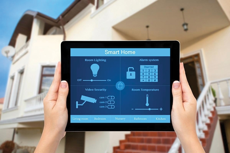 The smart home future on the horizon