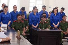 Hà Nội: Dàn chân dài và 2 'ông trùm' ma túy nhận án tử