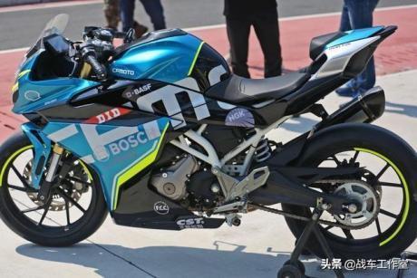 Mô tô Trung Quốc giá rẻ 'nhái' Ducati