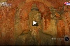 Tượng Phật khổng lồ mang hình của nữ hoàng Võ Tắc Thiên