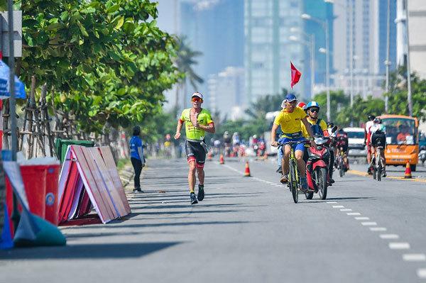 1.000 VĐV Việt Nam dự Techcombank Ironman 70.3 Châu Á - TBD