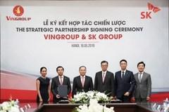 Korean group to pour $1 billion in Vingroup