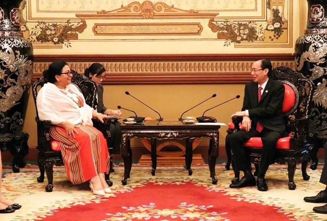 HCM City wants to cooperate with Cuba in health care