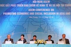 ASEM talks inclusive socio-economic development in Khanh Hoa