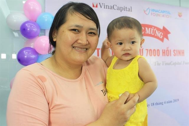 Heartbeat Vietnam funds heart operations for 7,000 children