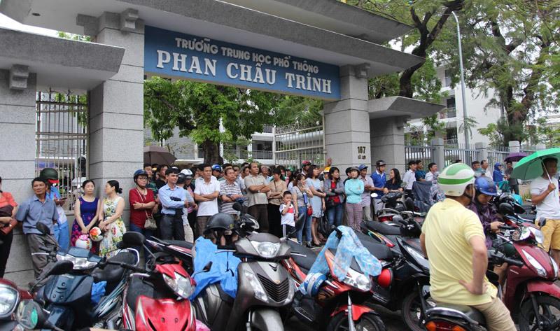 Tuyển sinh lớp 10: Nhiều phụ huynh 'sốc' vì Đà Nẵng bỏ môn thi phút 89
