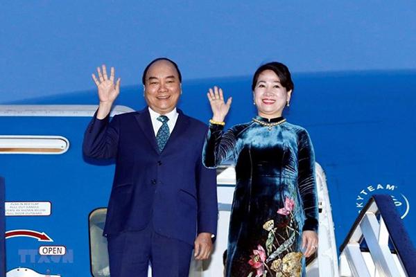 Thủ tướng,Nguyễn Xuân Phúc