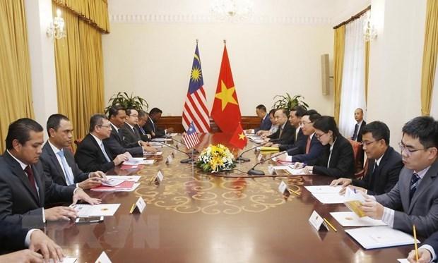 Việt Nam-Malaysia hướng đến kim ngạch thương mại 15 tỷ USD