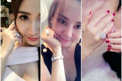 Sao Việt được tặng kim cương: Có chiếc nhẫn nhỏ tương đương biệt thự