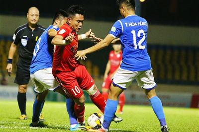 Than Quảng Ninh vs CLB TPHCM: Ngôi đầu lung lay