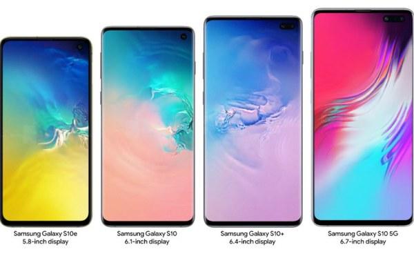 Bán giá 1.300 USD, Galaxy S10 5G thiết lập mốc 'sang chảnh' mới