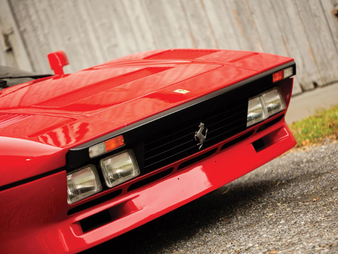 Ferrari,lái thử,siêu xe Ferrari triệu đô