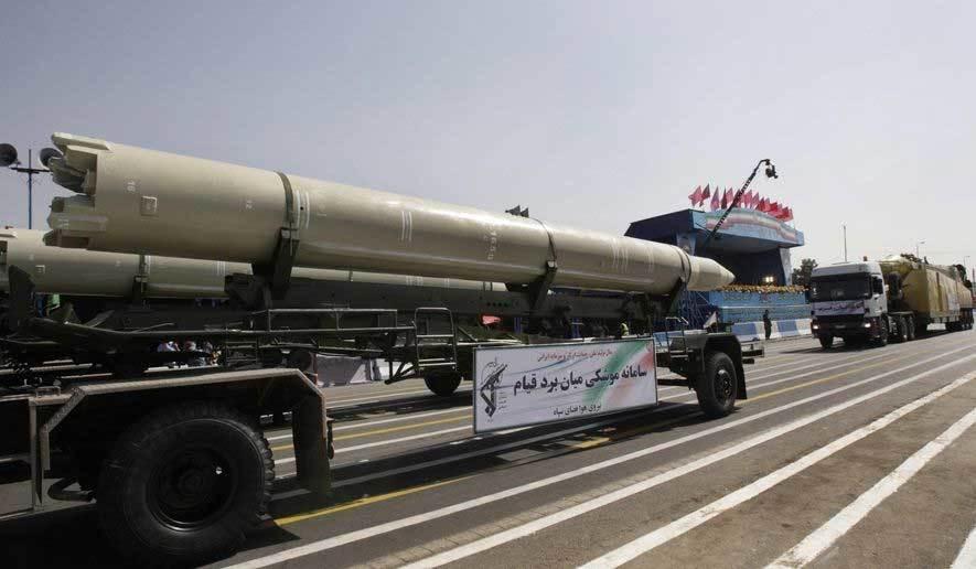 Iran,tấn công,nguy cơ chiến tranh,đối đầu  Iran - Mỹ,tên lửa