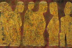 """Triển lãm đương đại """"Niệm"""" của 4 hoạ sĩ"""