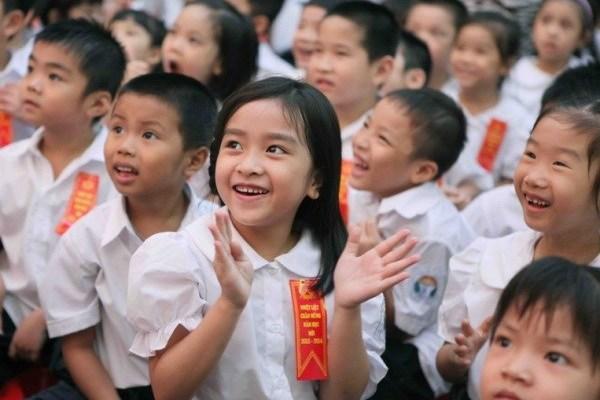 Trường chất lượng cao ở Hà Nội tổ chức thi tuyển vào lớp 6