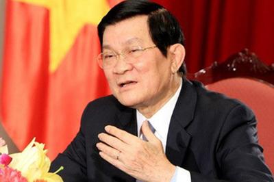 Nguyên Chủ tịch nước Trương Tấn Sang: Tìm chọn hiền tài