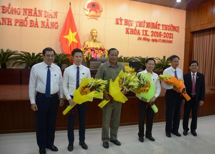 Đà Nẵng miễn nhiệm nhiều chức danh cán bộ chủ chốt