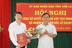 Sau gian lận thi cử, Sơn La bổ sung một Phó giám đốc Sở Giáo dục