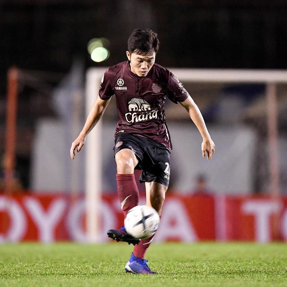 Lương Xuân Trường,Xuân Trường,Buriram United,Thai League
