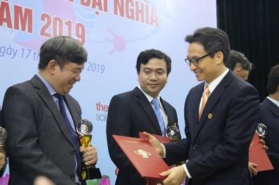 Trao giải thưởng Trần Đại Nghĩa năm 2019 cho 4 công trình khoa học