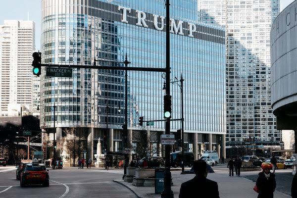 Donald Trump,hiệu ứng nhà kính,ô nhiễm môi trường,tháp Trump