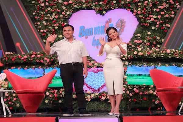 Bạn muốn hẹn hò,Nam Thư,Quyền Linh