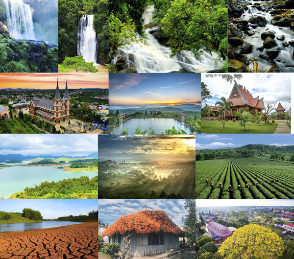 TP. Bảo Lộc- thiên đường du lịch mới ở xứ mờ sương