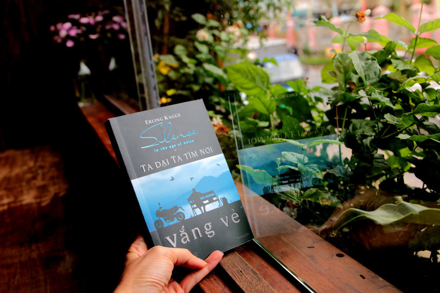 Đọc 'Ta dại ta tìm nơi vắng vẻ' để hiểu về thinh lặng
