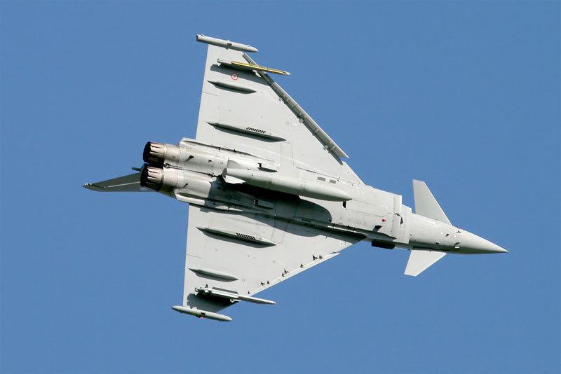 Chiến cơ Anh,Cuồng phòng,Typhoon,tiêm kích