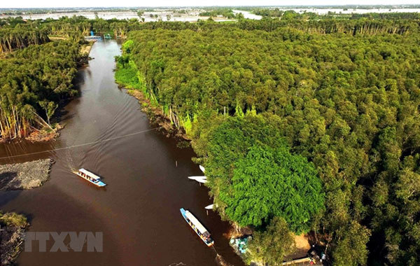 Vietnam's Mekong Delta named as the best destinations to visit in 2019
