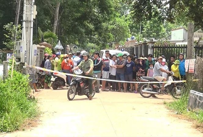 Bodies encased in concrete found in Binh Duong