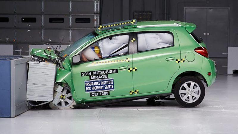 Bất ngờ trước bảng xếp hạng những mẫu ô tô dễ gây tai nạn nhất