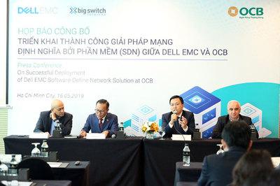 Ngân hàng OCB triển khai thành công giải pháp mạng SDN