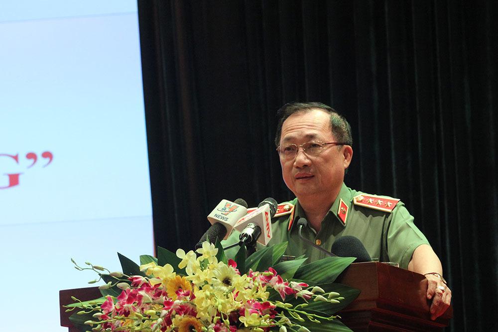 Phát động giải báo chí 'Vì an ninh Tổ quốc và bình yên cuộc sống'