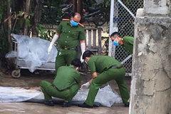 Khởi tố vụ 2 xác người trong thùng bê tông tại Bình Dương