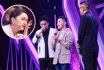 Hương Giang khóc nghẹn với chuyện của chàng trai giới tính thứ 3