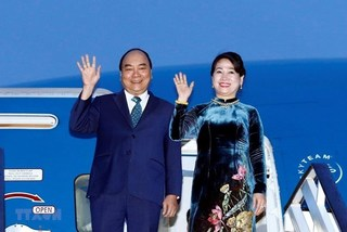 Vietnamese PM hails active developments in relations with Russia