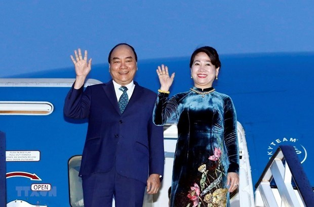 PM Nguyen Xuan Phuc to visit Russia, Norway, Sweden