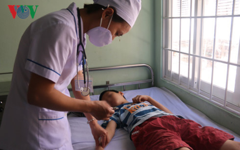 Vietnam sees steep increase in cases of dengue fever