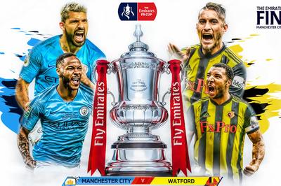 Chung kết FA Cup: Man City quá mạnh, Watford đá sao đây?